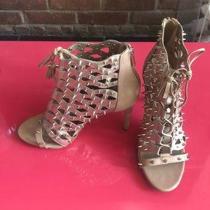Sam Edelman heels with spikes